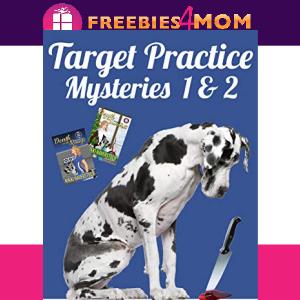 🐕Free eBooks: Target Practice Mysteries ($4.99 value)
