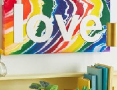 🌈Free In-Store Event Paint Pour Canvas at Michaels 6/27