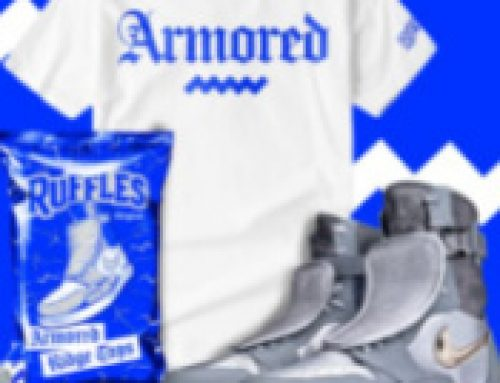 👟Sweeps Ruffles Armored Ridge Tops (ends 6/25)