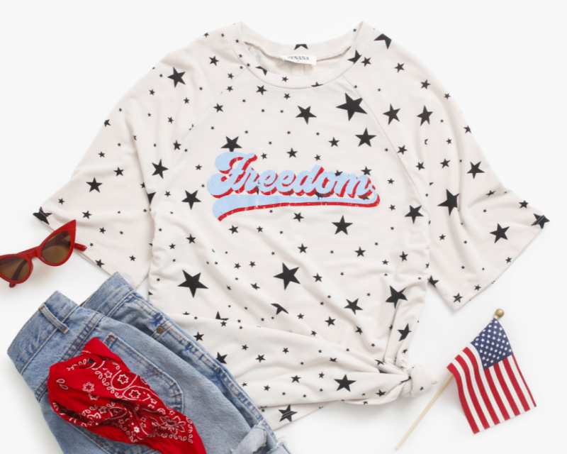 ⭐️Star Spangled Summer Graphics Only $16.99