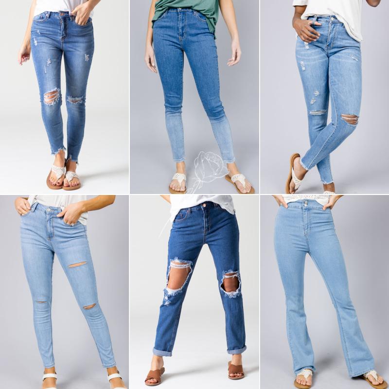 ⭐Denim Shorts, Pants & Skirts Starting at $12 (ends 6/29)