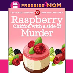 🍰Free eBook: Raspberry Chiffon with a Side of Murder ($2.99 value)