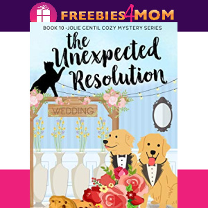 🐶Free eBook: The Unexpected Resolution ($2.99 value)