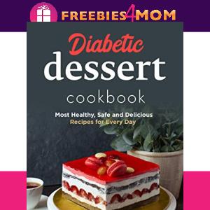 🍨Free eBook: Diabetic Dessert Cookbook ($2.99 Value)