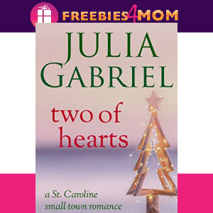 🎄Free eBook: Two of Hearts ($5.99 value)
