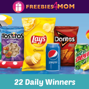 ☀️Sweeps Frito Lay Let's Summer (ends 7/31)