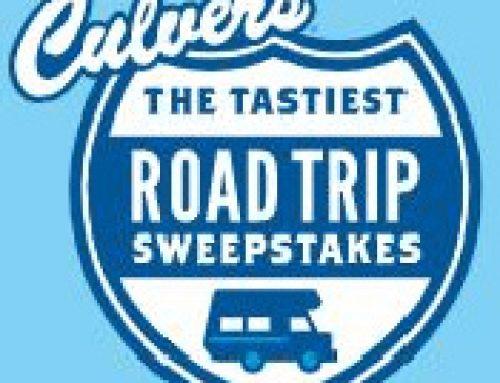 🍦Sweeps Culver's Tastiest Road Trip (ends 8/1)