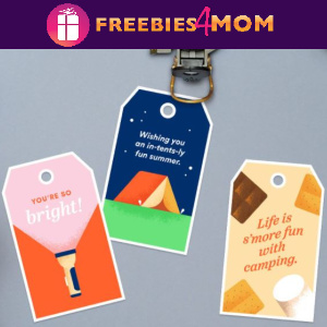 🥰Free Printable Cards & Gift Tags For Care Packages