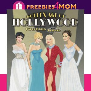 🍎Free Printable Hollywood Paper Dolls