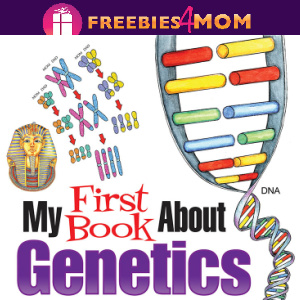 🧬Free Printable Genetics Coloring Pages (ages 8 & up)