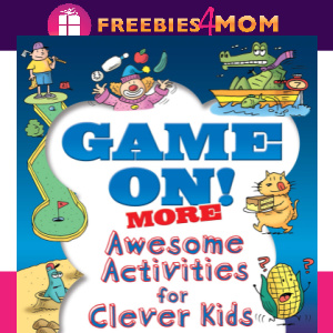 🦜Free Printable Games & Activities (ages 8-12)