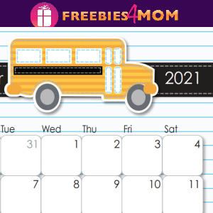 📅Free Printable 2021 & 2022 Monthly Calendar Pages (10 styles)
