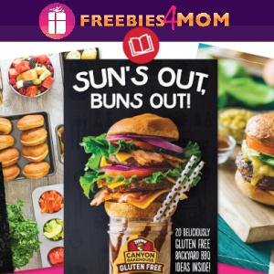 🍖Free eCookbook: Sun's Out, Buns Out - Gluten Free Backyard BBQ Recipes