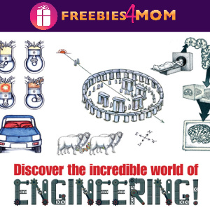 📐Free Printable Intro to Engineering (ages 8-12)