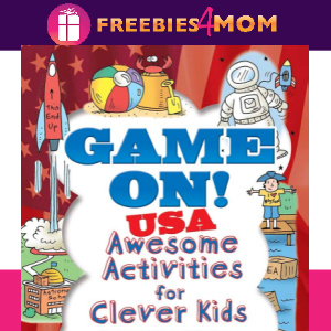 🎲Free Printable Kids US-themed Games & Activities (ages 8-12)