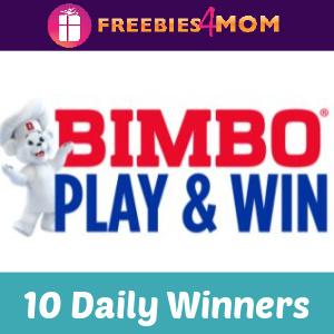 🍞Sweeps Bimbo Play & Win (ends 10/30)