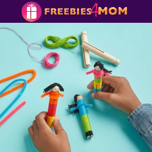 🎎Free In-Store Event at Michaels: Kids Worry Dolls 9/19