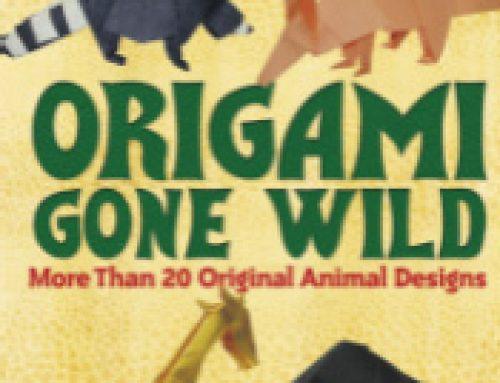 🦘Free Printable Puzzles: Wild Animal Origami