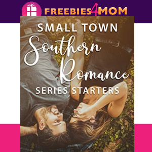 💞Free eBooks: Small Town Southern Romance Series Starters ($9.99 value)