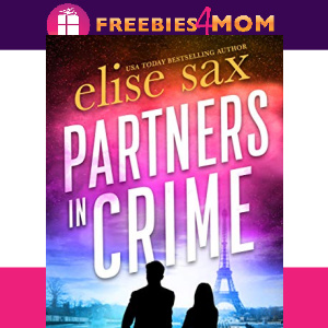🎆Free eBook: Partners in Crime ($6.99 value)