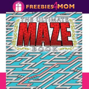 ⬇️Free Printable Puzzles: Mazes