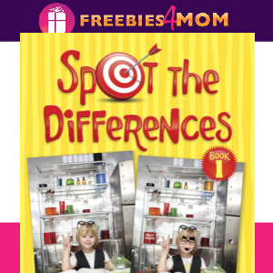 🔎Free Printable Kids Spot the Differences Picture Puzzles (ages 6-10)