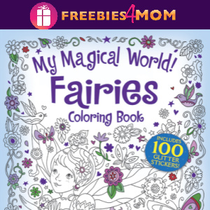 🧚Free Printable Kids Fairies Coloring Pages (ages 5+)