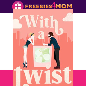 ❤️Free eBook: With a Twist ($4.99 value)