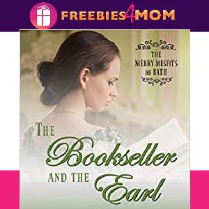 📚Free eBook: The Bookseller and the Earl ($0.99 value)