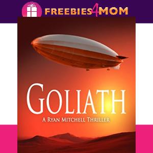🔎Free eBook: Goliath ($4.99 value)