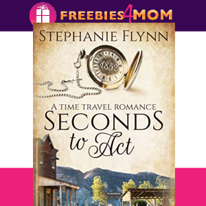 🕰️Free eBook: Seconds to Act ($2.99 value)
