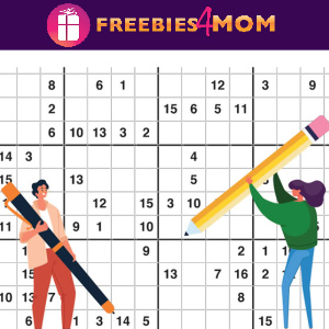 🔢Free Printable Puzzles: Extreme Sudoku
