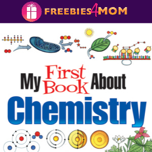 🧪Free Printable My First Book About Chemistry (ages 8-12)