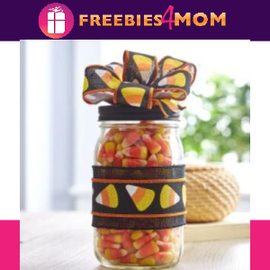 🎃Free In-Store Event at Michaels: Candy Corn Mason Jar 10/24