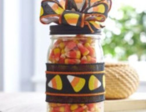 🎃Free In-Store Event at Michaels: Candy Corn Mason Jar