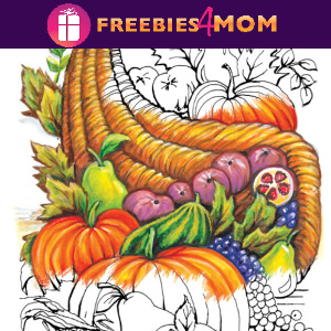 🍂Free Printable Adult Coloring: Autumn Scenes