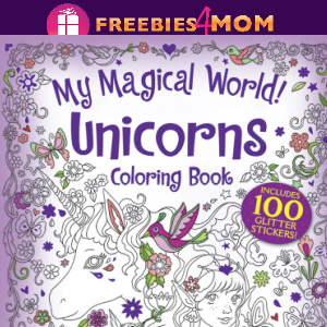 🦄Free Kids Printable: Unicorns Coloring Pages (ages 5+)