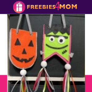 🎃Free In-Store Event at Michaels: Halloween Pennant 10/17