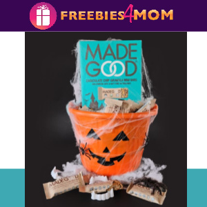 🎃Sweeps Made Good Spooky Snacks (ends 10/28)
