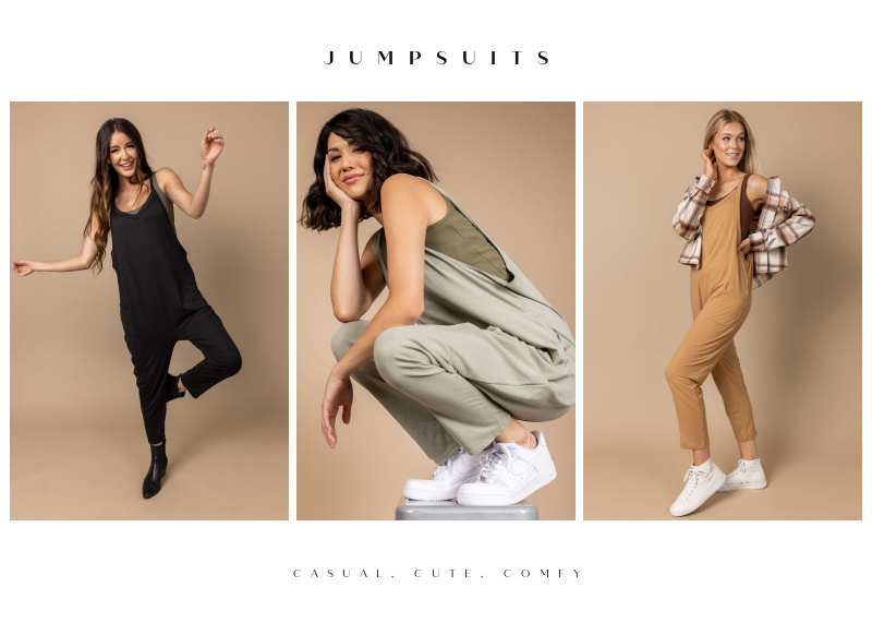 🍁Jumpsuits Starting at $19.99 (ends 10/19)